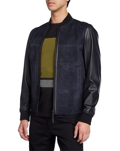 Men's Amir Able Bomber Jacket