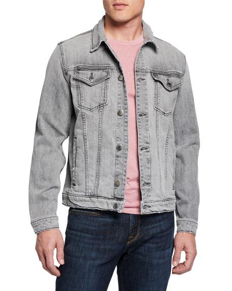 Frame Jackets Men's L'Homme Denim Jacket