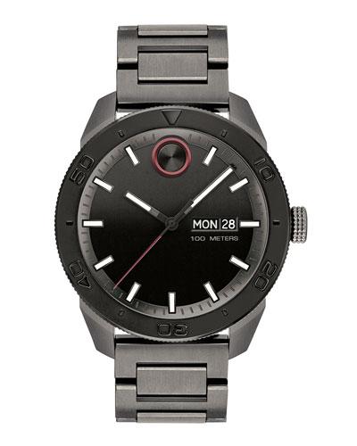 Men's Bold Sport Bracelet Watch