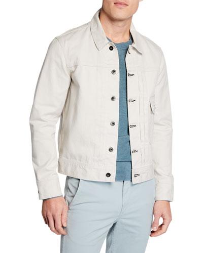 Men's Definitive Jean Jacket