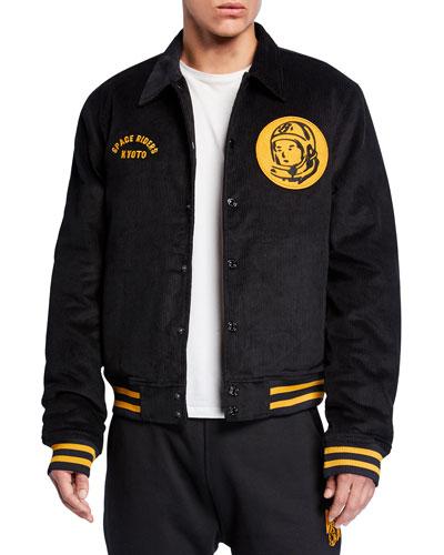 Men's Pit Boys Corduroy Jacket