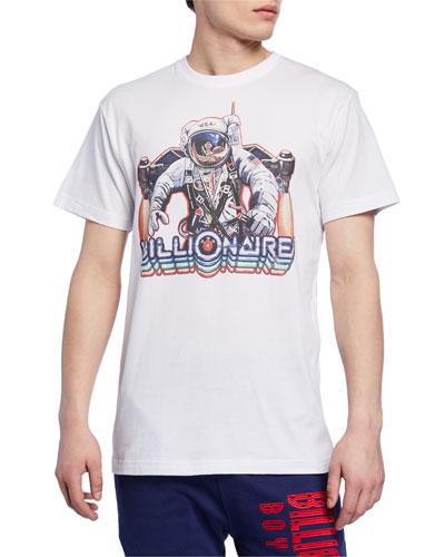 Men's Interplanetary Short-Sleeve Graphic T-Shirt