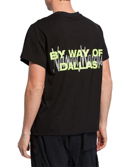 By Way of Dallas X Neiman Marcus Men's Logo Typographic T-Shirt