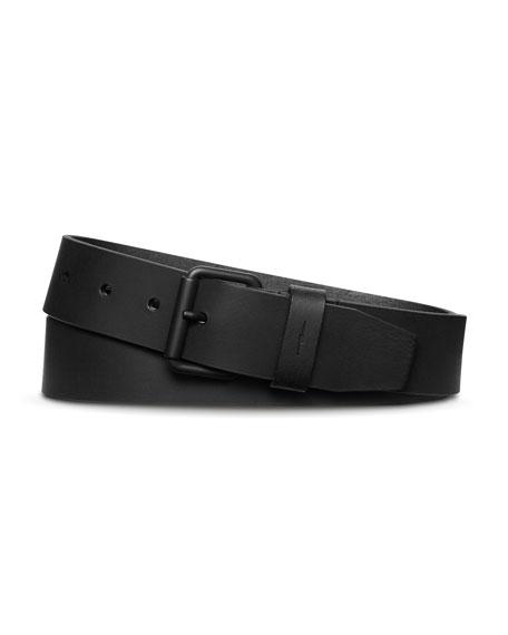 Shinola Men's Rambler Bridle BM Leather Belt