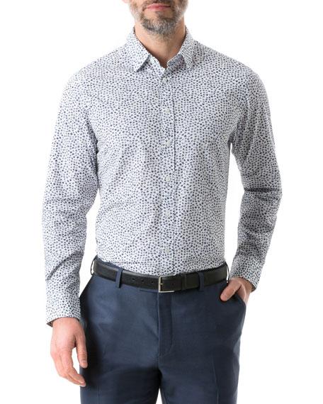 Rodd & Gunn T-shirts MEN'S VAUXHALL BUTTON-DOWN SHIRT