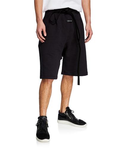 Men's Cotton Lounge Shorts