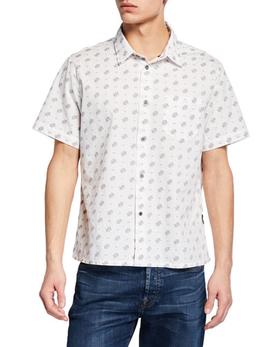 Men's Trent Short-Sleeve Sport Shirt