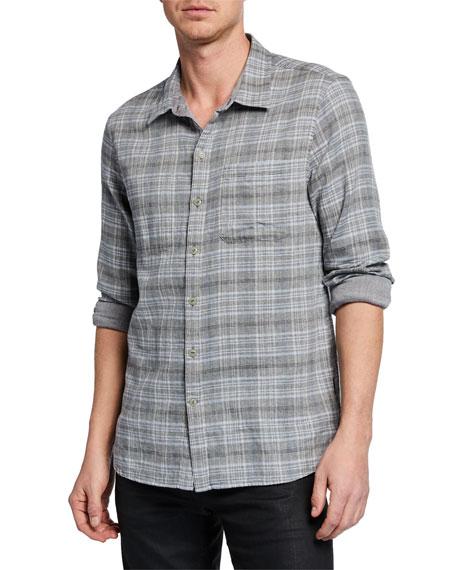 John Varvatos T-shirts MEN'S NEIL REVERSED SPORT SHIRT