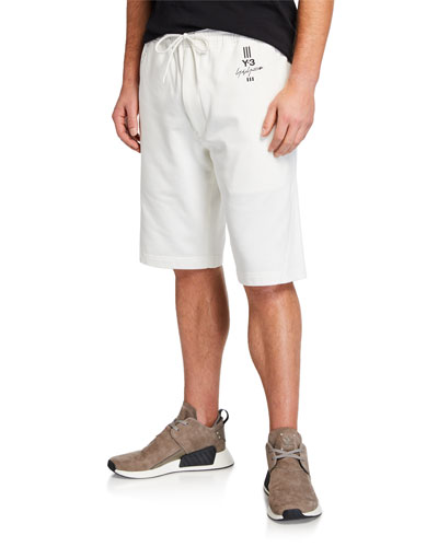 Men's Classic Terry Cloth Sweat Shorts