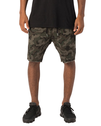 Men's Camo Sureshot Shorts