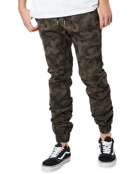 Zanerobe Men's Sureshot Lite Camo Jogger Pants