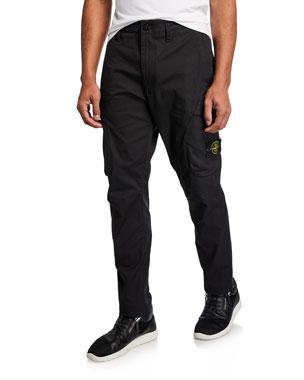 9372a0a080b6 Stone Island Men s Modern Nylon Cargo Pants