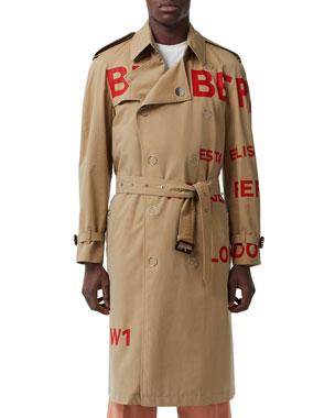 8dc4466cdca1 Burberry Men s Clothing at Neiman Marcus