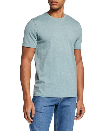 Men's Heathered Cotton T-Shirt
