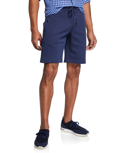 Men's Cotton French Terry Shorts