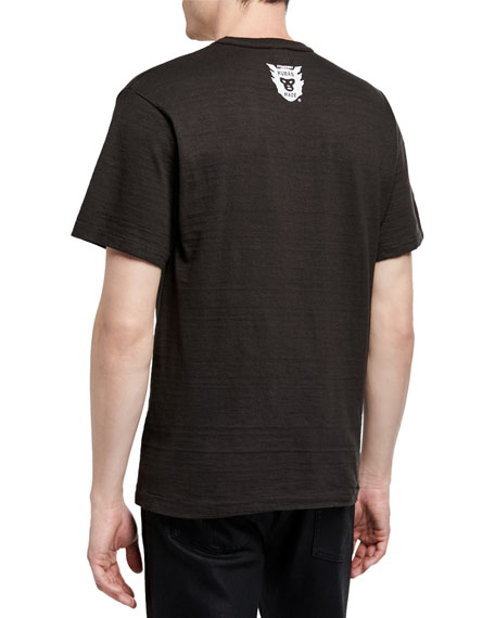 HUMAN MADE Men's Dry Alls Graphic T-Shirt