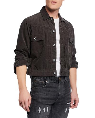 Men's HBZ Corduroy Work Jacket
