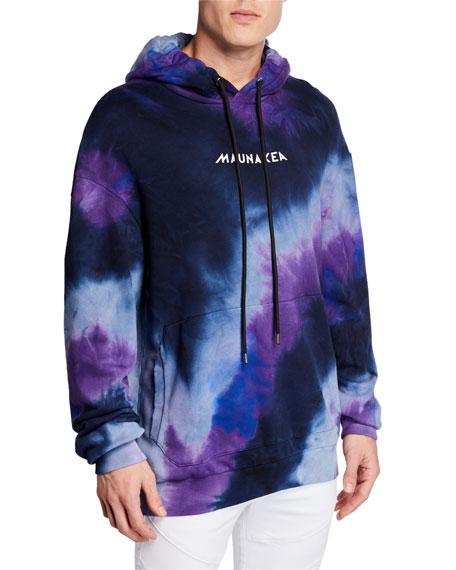 Mauna Kea Men's Love Lava Tie-Dye Hoodie