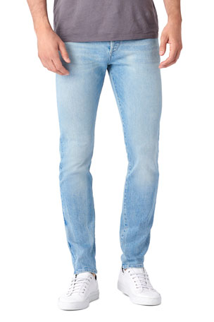 DL 1961 Men's Hunter Light-Wash Skinny Jeans