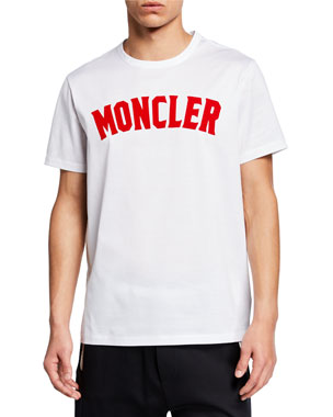 f6fe1076 Moncler Genius Men's Logo Graphic T-Shirt