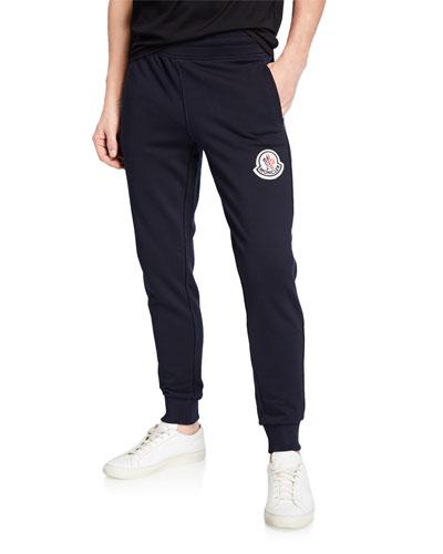 Men's Tapered-Leg Sweatpants