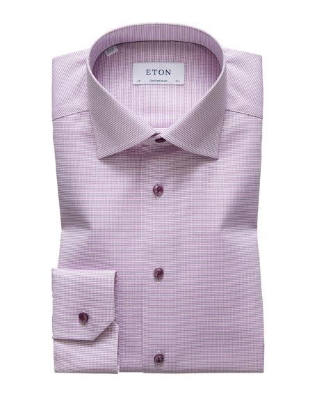 Eton Dresses MEN'S CONTEMPORARY-FIT CONTEMPORARY DRESS SHIRT
