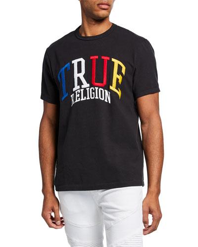Men's Color Logo T-Shirt