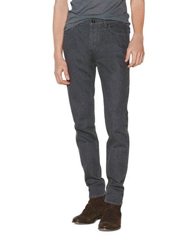 Men's Chelsea-Fit Selvedge Jeans