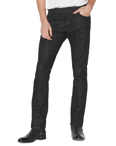 Men's Woodward-Fit Straight-Leg Jeans