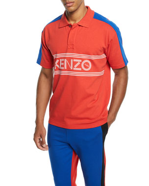 91a3b512a Kenzo Men s Shirts   Clothing at Neiman Marcus