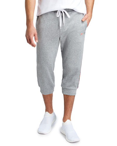 Men's Pride Cropped Joggers