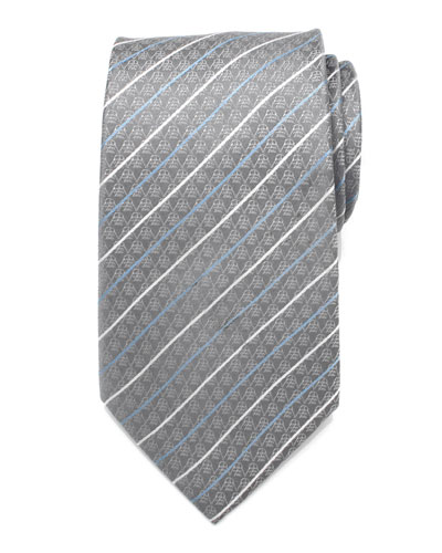 Darth Vader Striped Tie