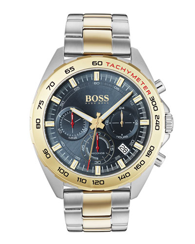 Men's Intensity Chronograph Bracelet Watch