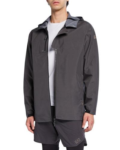 Men's Ventus 7 Hooded Zip-Front Jacket