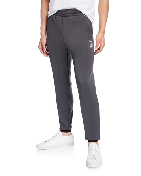 Emporio Armani Men's Ventus 7 Tapered Sweatpants