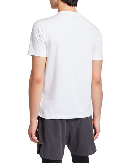 Emporio Armani Men's Train Core Shield T-Shirt