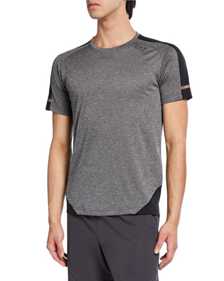 Emporio Armani Men's Ventus Two-Tone T-Shirt