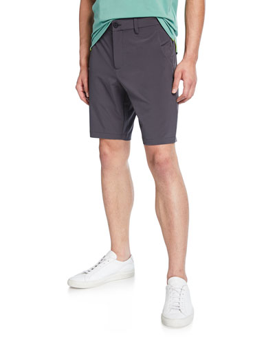 Men's Green Club Bermuda Shorts