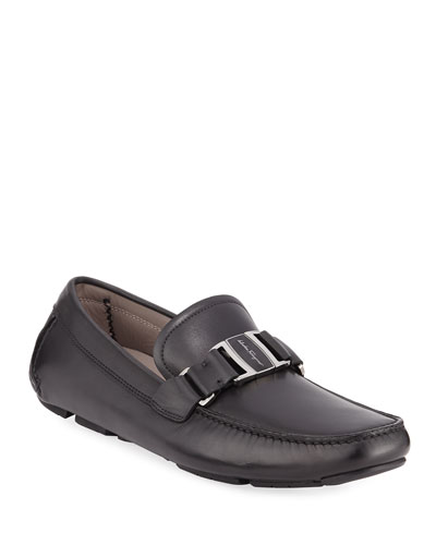 Men's Sardegna Leather Buckle Drivers