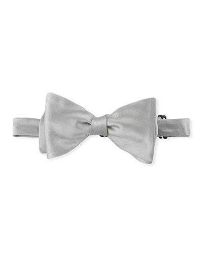 Large Silk Bow Tie