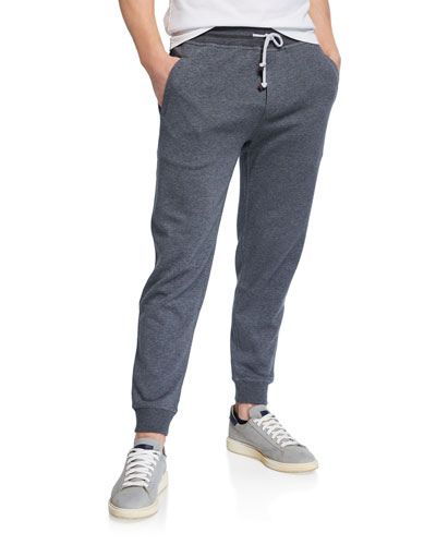 Men's Spa Heathered Sweatpants