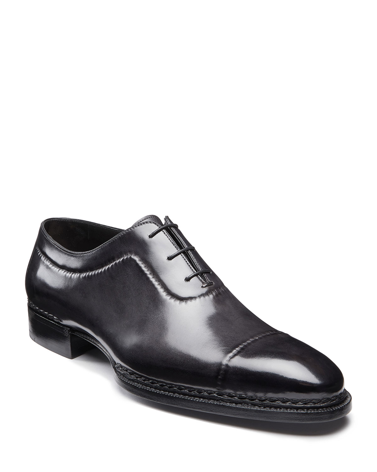 Santoni Men's Podium Anthony Lace-Ups