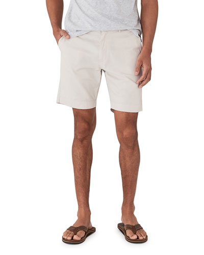 Men's Harbor Stretch-Twill Shorts