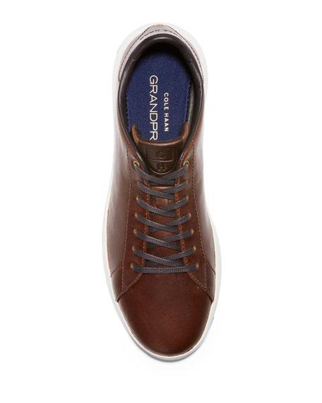 Cole Haan Men's GrandPro Leather Tennis Sneakers