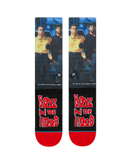 Stance Men's Boyz In The Hood Graphic Socks