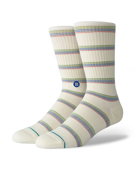 Stance Socks MEN'S SAGUARO STRIPED SOCKS