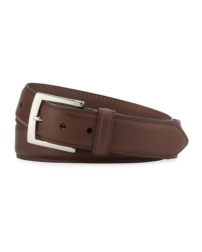 Men's Bedrock Leather Belt