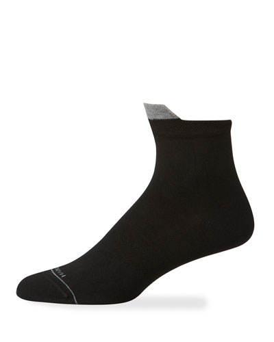 Men's No-Show Boot Socks