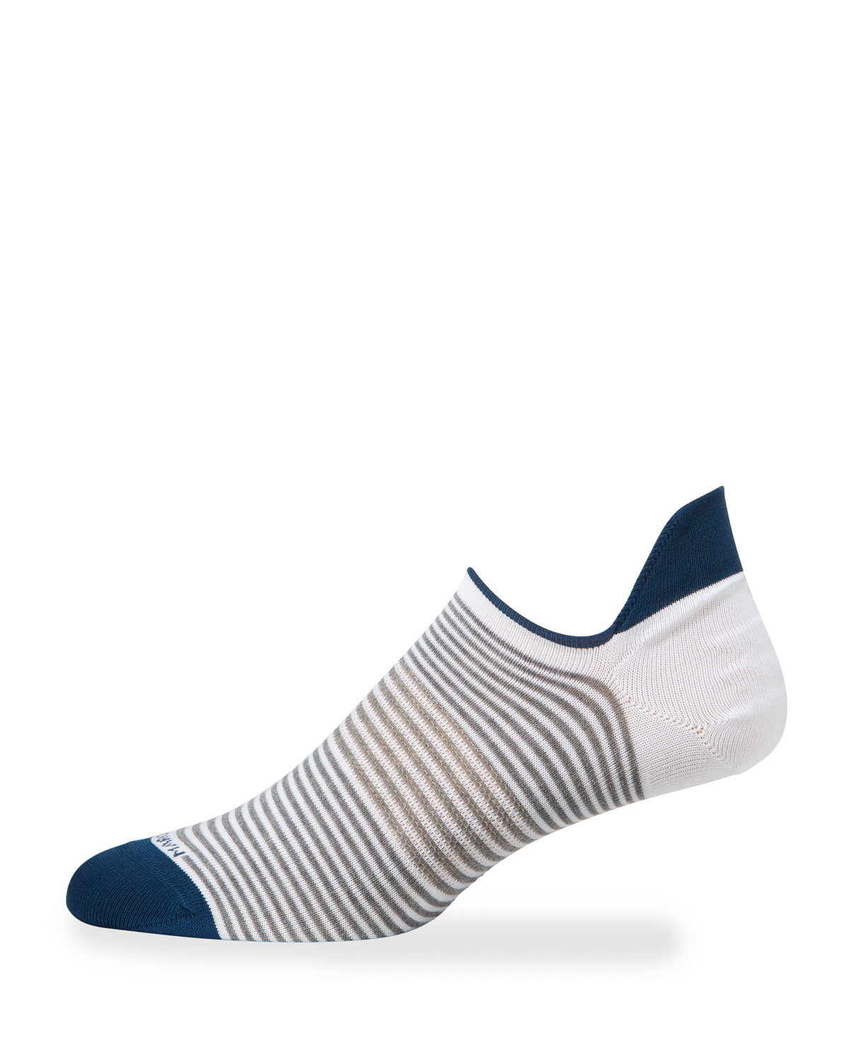 Marcoliani Men's No-Show Cotton Socks