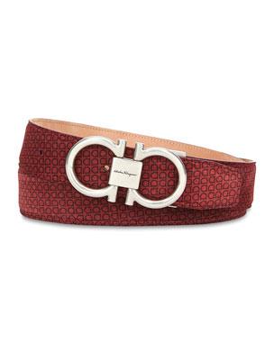 f073cbfa25c53 Men's Designer Belts at Neiman Marcus